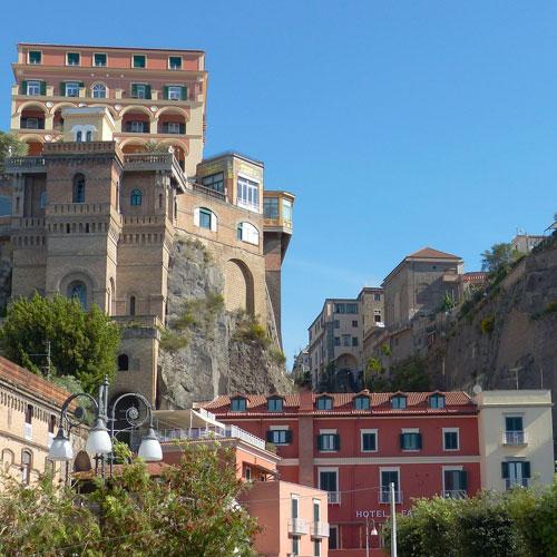 Tour to Amalfi Coast Sorrento