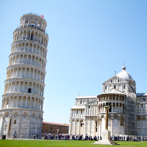 Accessible Pisa & Lucca Tour - Tower and Duomo of Pisa