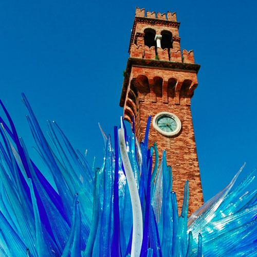 Venice glass work