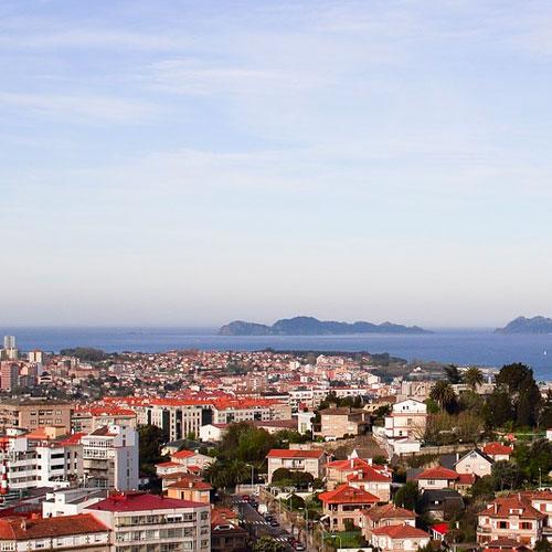 Vigo Spain View