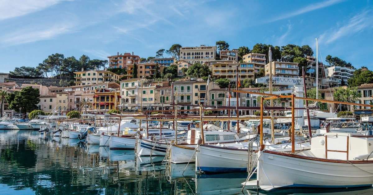 Hero Wheelchair Accessible Round Tour To Palma Valldemossa and Soller - approx. 8 hours