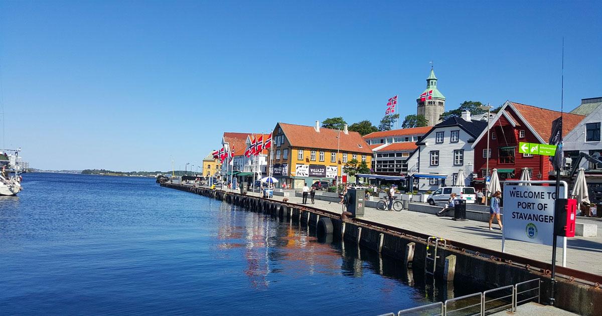 Wheelchair Accessible Sightseeing Tour Stavanger Hero