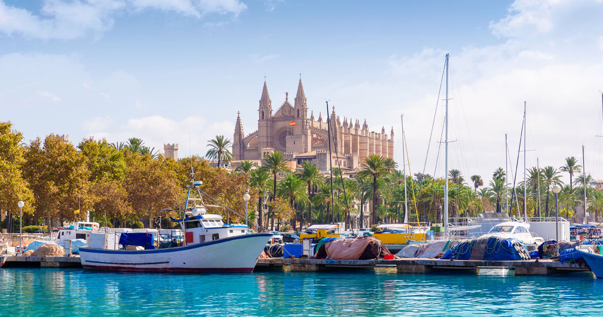 Wheelchair Accessible Visit to Palma and Valldemossa hero