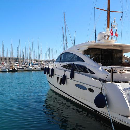 Yacht Marina Cannes