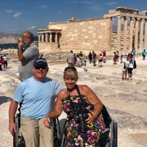 accessible Acropolis customer