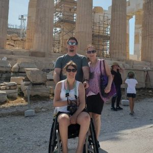 accessible Acropolis customers