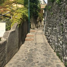 accessible streets in Ravello