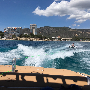 accessible water skiing