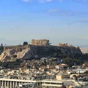 acropolis athens hill