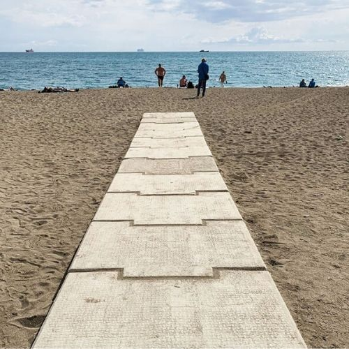 andalucia accessible beach
