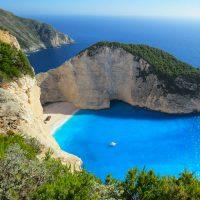 beach Corfu
