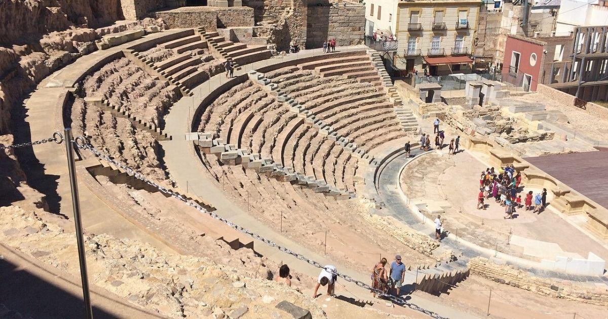 cartagena amphiteater hero