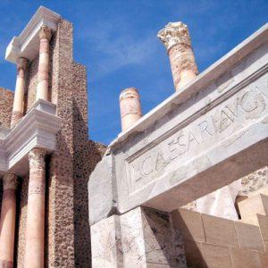 cartagena amphitheater entrance