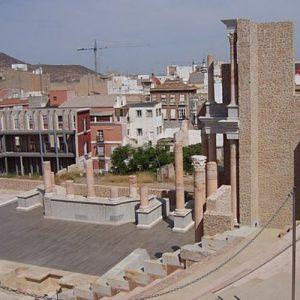 cartagena amphitheater stage