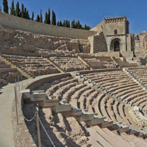 cartagena roman theater ruins