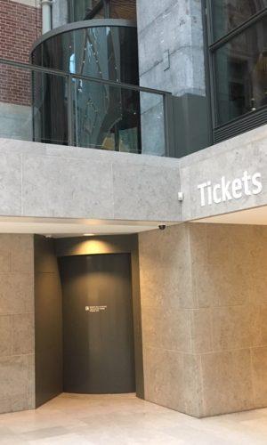 Rijksmuseum Amsterdam Elevator