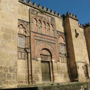mezquita outside