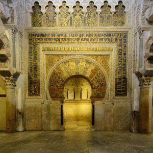 mezquita mihrab