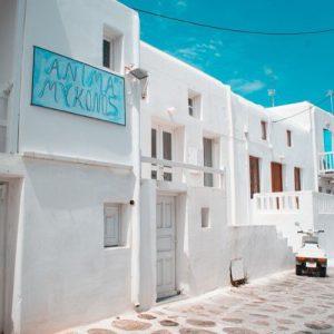 mykonos houses