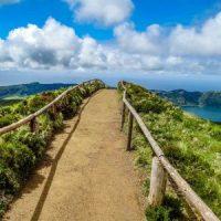 Trail Sete Cidades Sao Miguel Azores