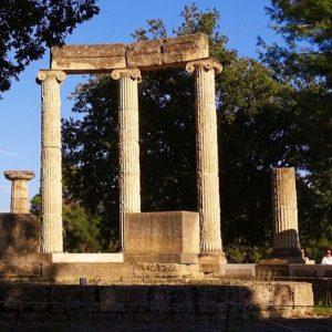 olympia monument