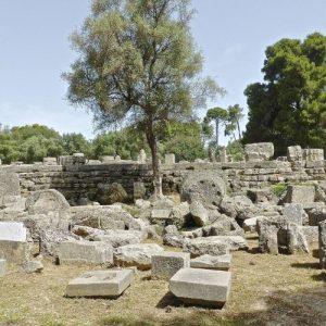olympia ruins