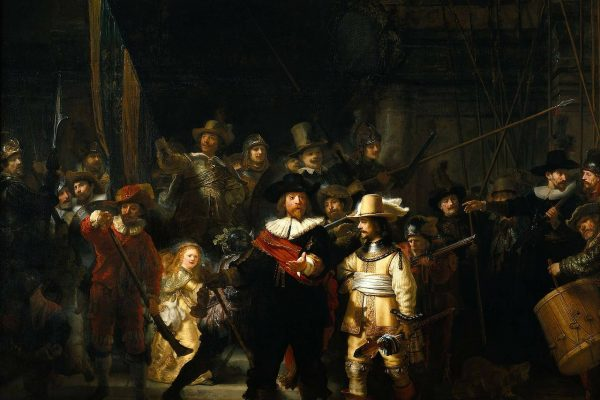 Night Watch - Rembrandt van Rijn