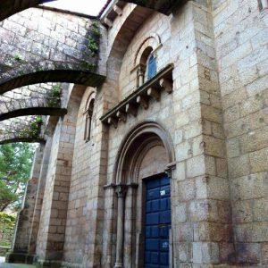 santiago de compostela - Monastery Colegiada