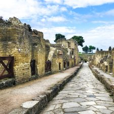 streets of Herculaneum