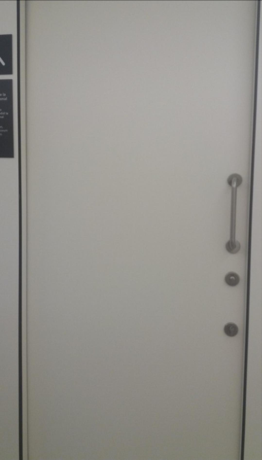 Sagrada Familia Door