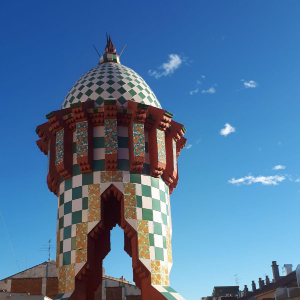 tower casa vicens