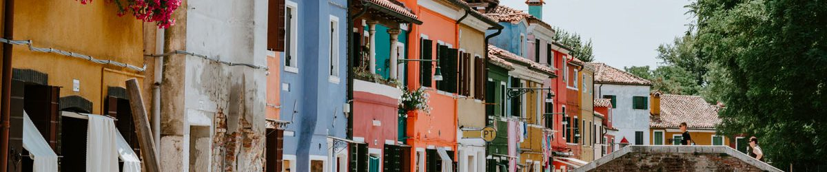 Wheelchair Accessible Murano, Mazzorbo, and Burano