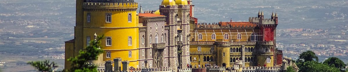 wheelchair accessible Sintra, Cascais, and Estoril tour hero