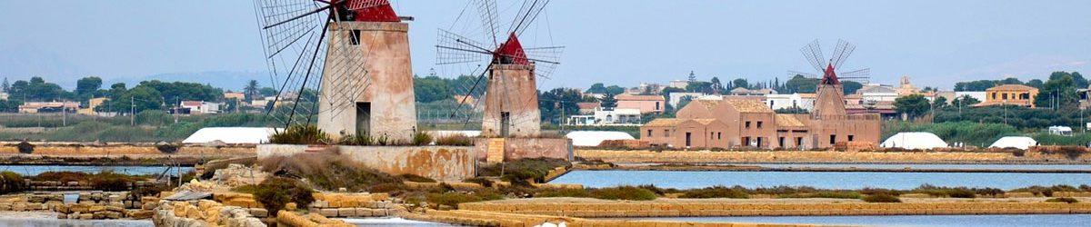 Wheelchair Accessible Salt Pans and Marsala in Sicily